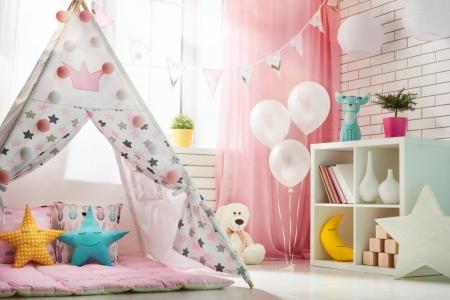 Cum pregatesti camera copilului pentru un somn bun - cum sa faci alegeri inspirate