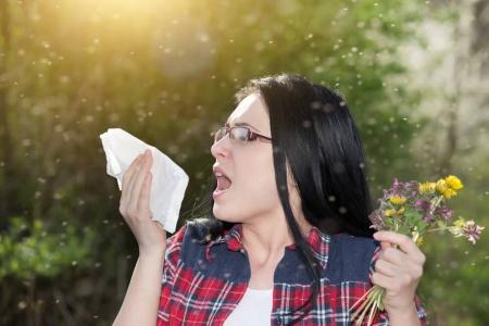 Alergiile de primavara - cauzele aparitiei lor si metode de combatere
