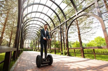 4 curiozitati si informatii pe care sigur nu le cunosteai despre biciclul electric (Segway)