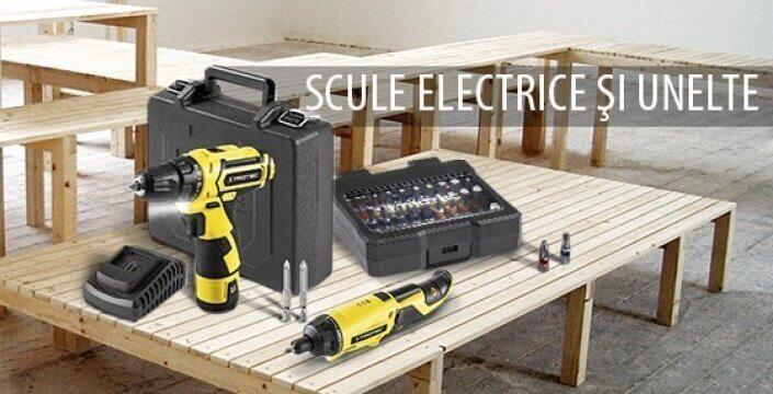 Scule electrice si Unelte