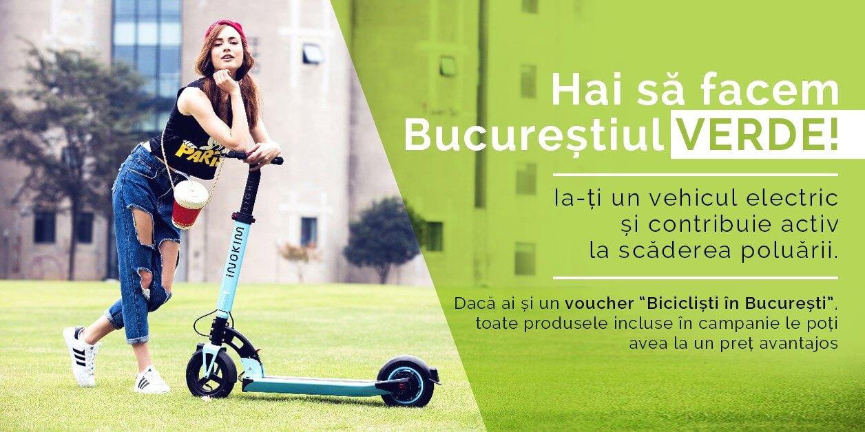 Biciclu electric / Segway
