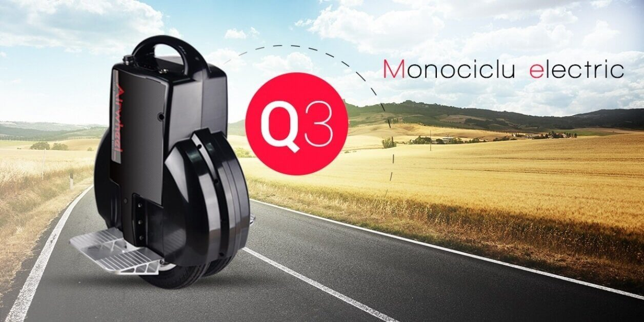 Monociclu Electric