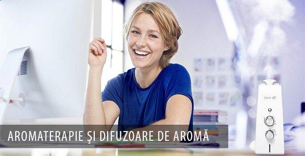 Aromaterapie si Difuzoare de Aroma