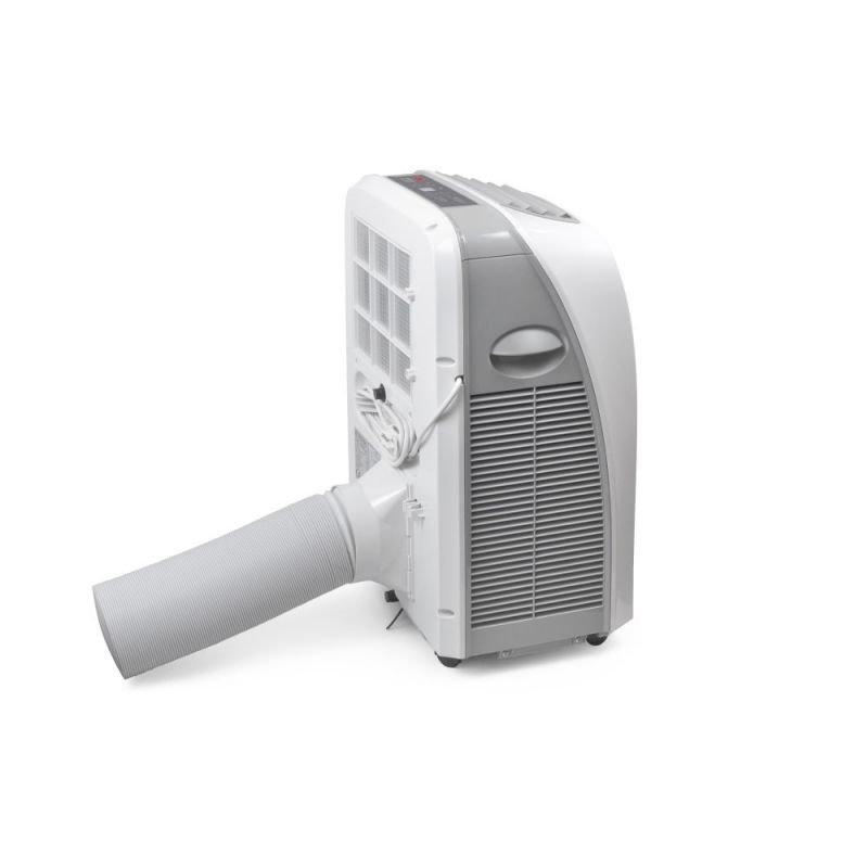 Aer conditionat portabil Trotec PAC 2000 S, Capacitate 7.000 Btu, Debit 320mc/ora, Telecomanda, Display, Timer, Pentru 26mp