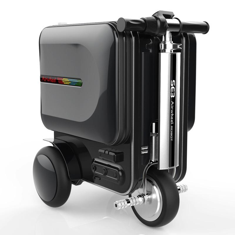 Valiza Electrica Scooter Airwheel SE3 Black