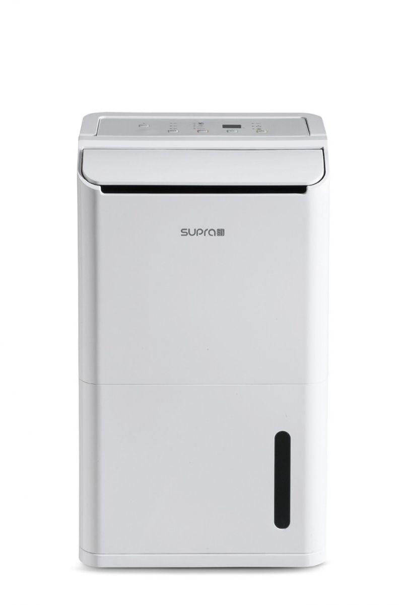 Dezumidificator Supra Aldo 12, Pentru 40mp, Functie uscare rufe, Timer, Display digital, Ideal si pentru Baie, Higrostat
