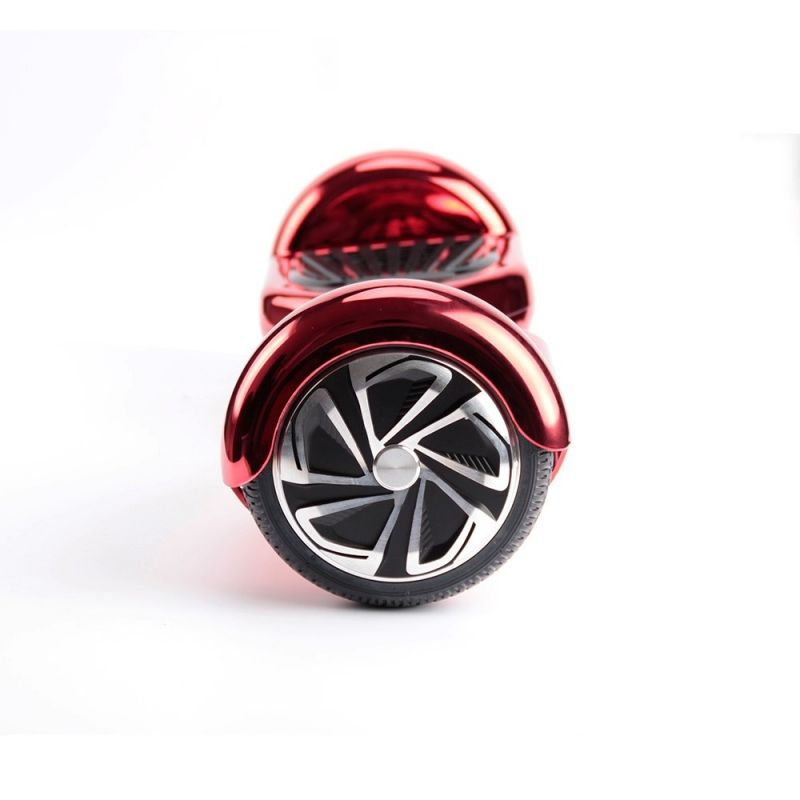 Hoverboard Koowheel S36 Red Chrome 6,5 inch