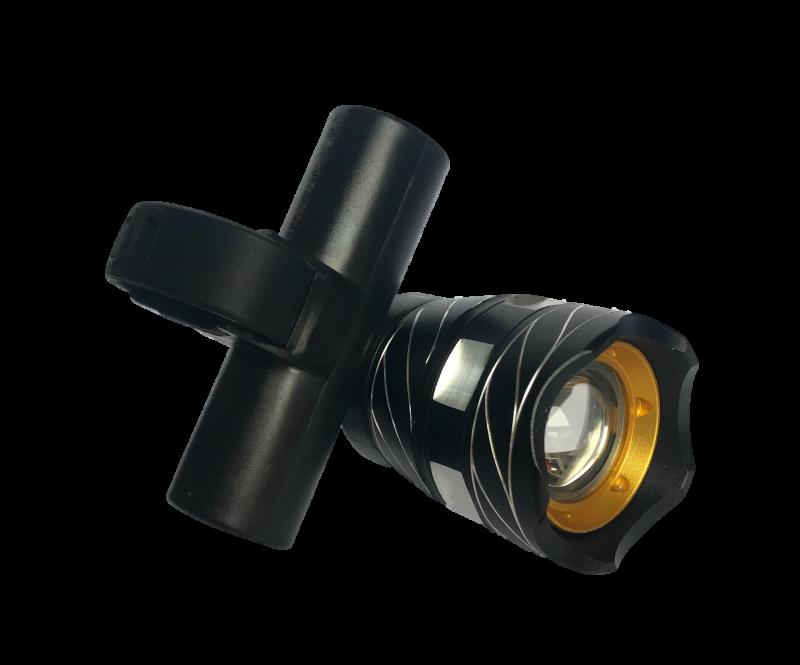 Far LED cu incarcare USB pentru trotineta sau bicicleta electrica