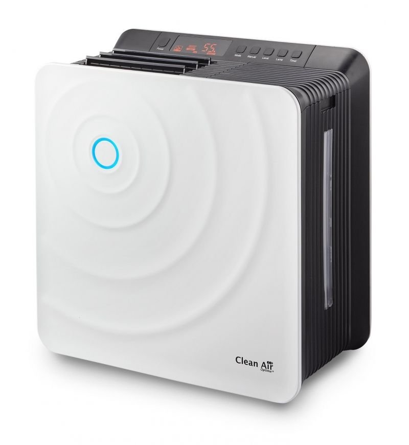 Spalator de aer, purificator si umidificator Clean Air Optima CA803