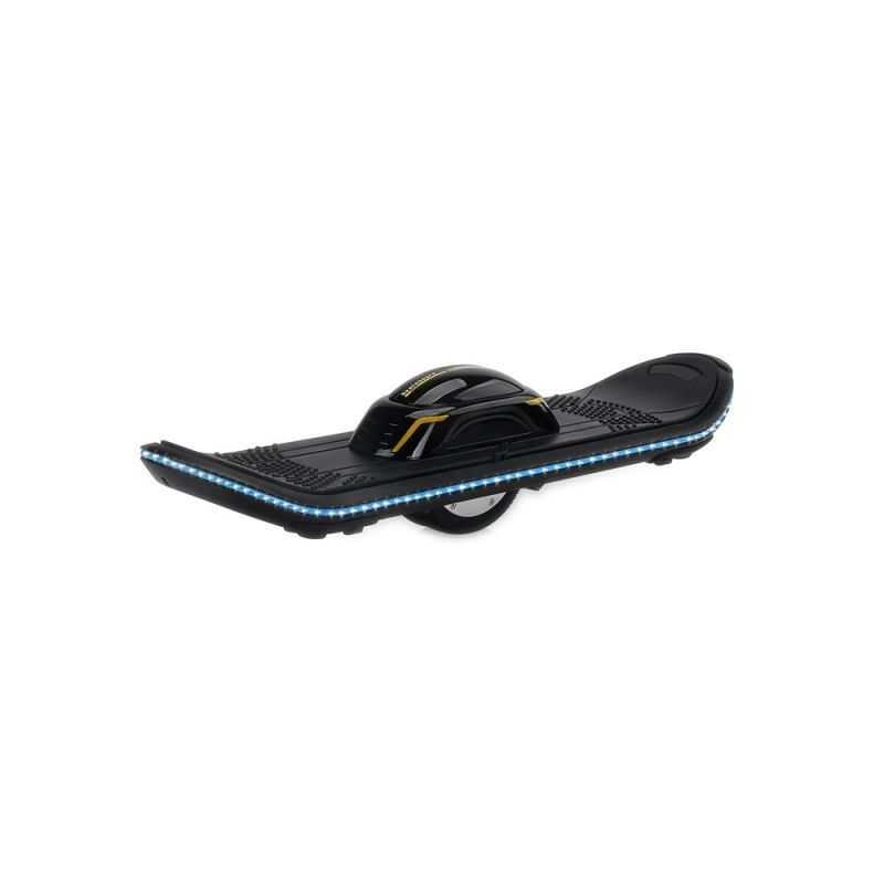 Skateboard Electric AirMotion cu o singura roata ES-M10 Black, Viteza max. 18km/h, Putere motor 500W, Baterie LG 36V 4.4Ah