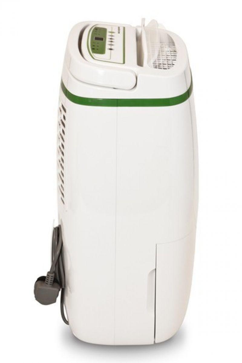 Dezumidificator si purificator cu consum redus de energie Meaco UK20L, 160 mc/ h, Pentru 55mp, Higrostat, Timer, Blocare copii