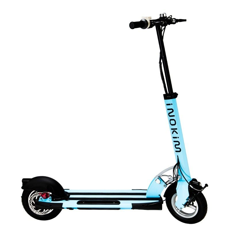 Trotineta electrica Myway Inokim Quick 2 Super Blue