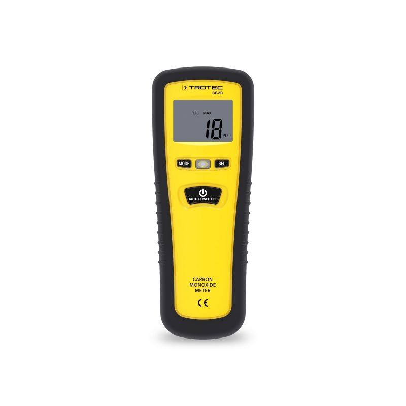 Detector monoxid de carbon BG20