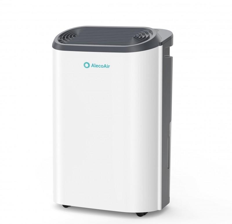 Dezumidificator cu consum redus de energie AlecoAir D14 PURIFY fara filtru inclus, 12 l /24h, Uscare Rufe, Display digital