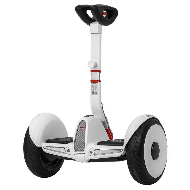 Biciclu electric Rayeetech Minirim B White