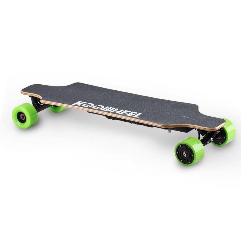 Skateboard Electric Koowheel D3M Green