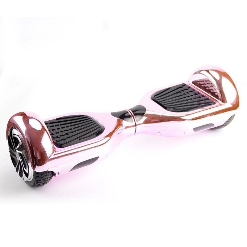 Hoverboard Koowheel S36 Pink Chrome 6,5 inch