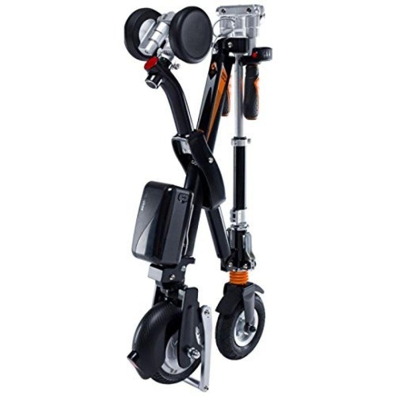 Bicicleta electrica foldabila Airwheel E6 Black