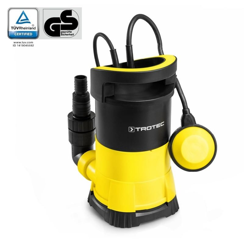 Pompa submersibila de apa reziduala TWP 4025 E