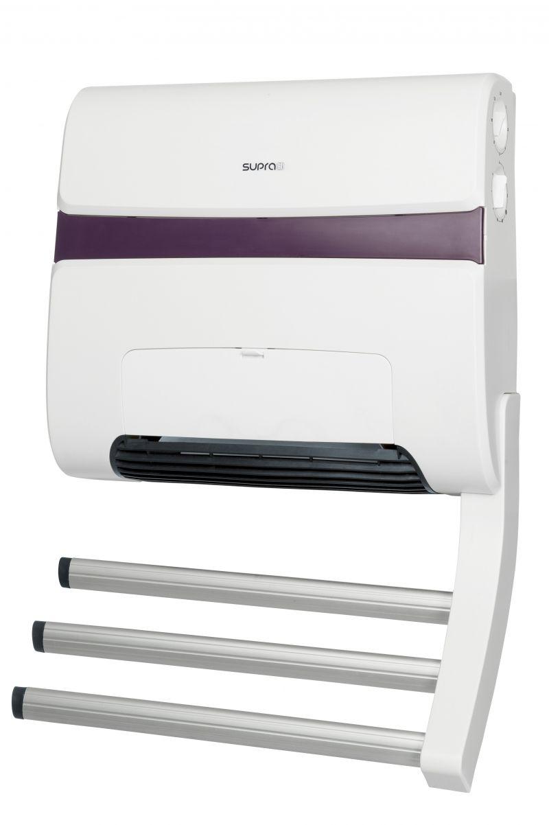 Aeroterma electrica pentru baie pentru prosop, maini si par Supra Lesto SC