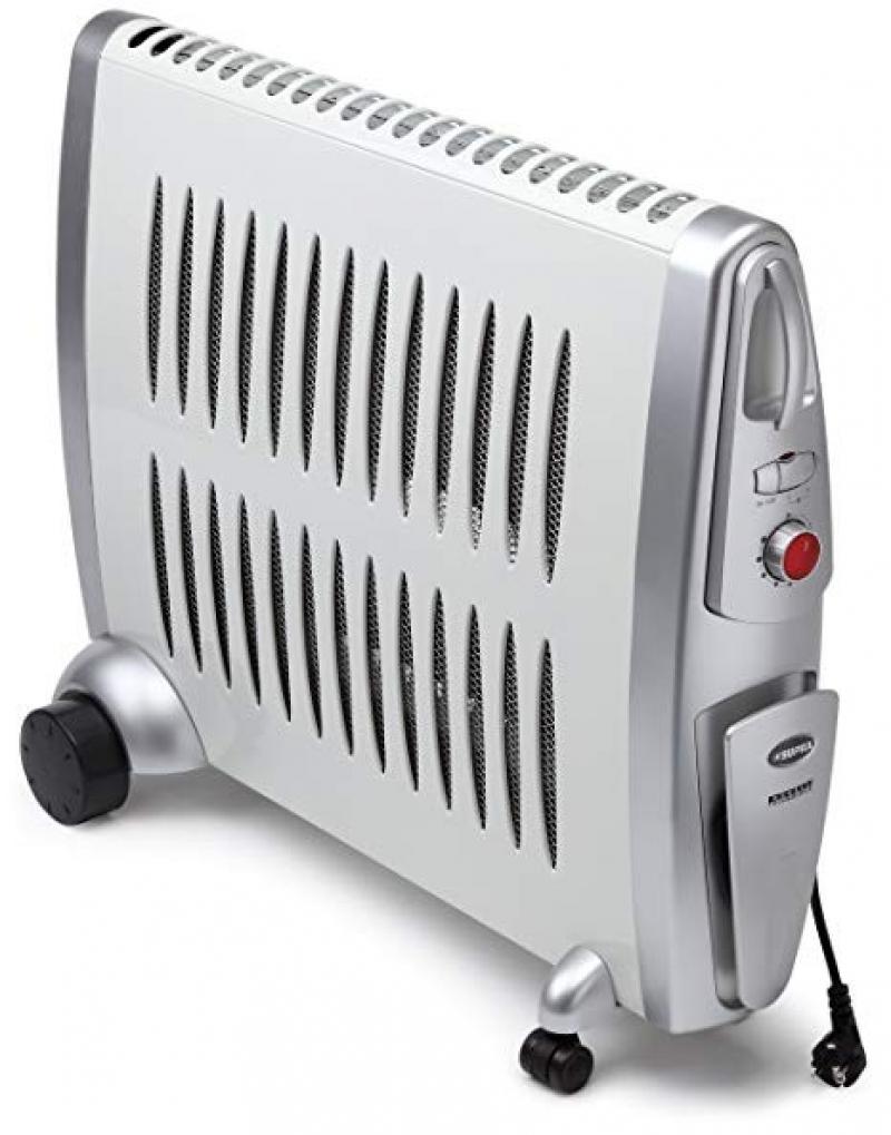 Calorifer Electric cu Bloc Ceramic si Umidificator Supra Ceramino 2000W, Termostat, Umidificator integrat 0,7 l, Anti inghet