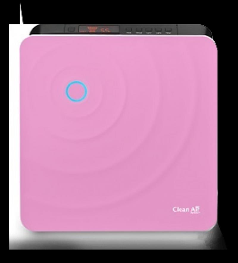 Spalator de aer, purificator si umidificator Clean Air Optima CA803 Pink