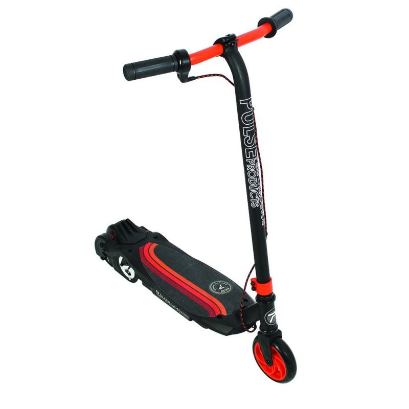 Trotineta electrica Pulse GRT 11 Black/Orange 80W