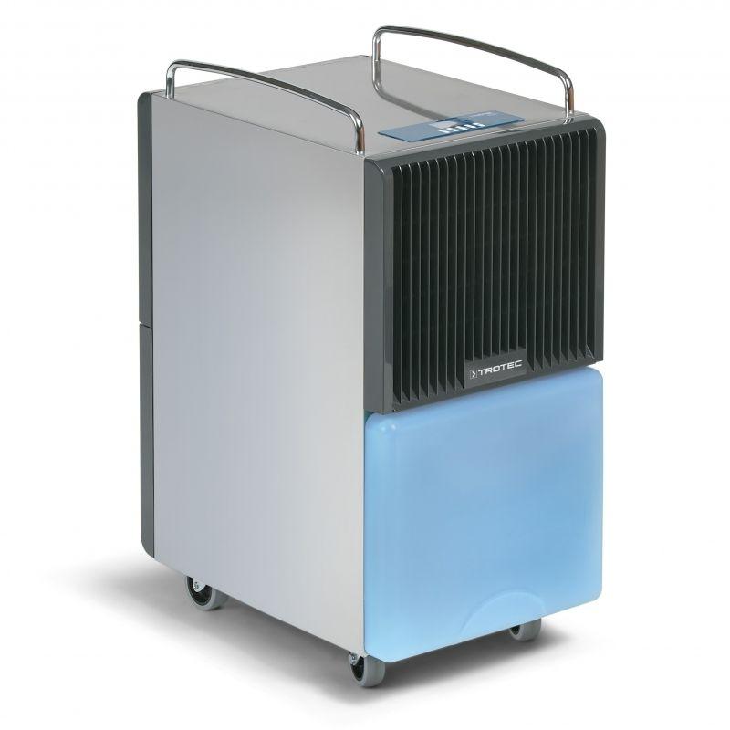 Dezumidificator TTK120E, 30l/zi, Debit 340mc/h, Pentru spatii de pana la 95mp, Higrostat reglabil, Afisaj digital, Uscare rapida