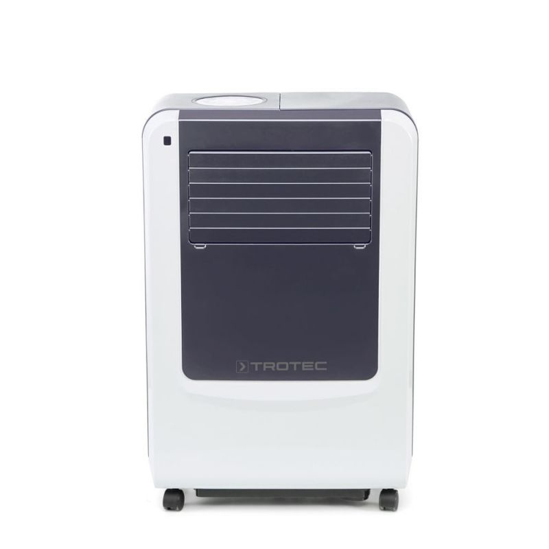 Aer conditionat portabil Trotec PAC 3500 X, Capacitate 12.000 Btu, Debit 360mc/ora, Telecomanda, Display, Timer, Pentru 45mp