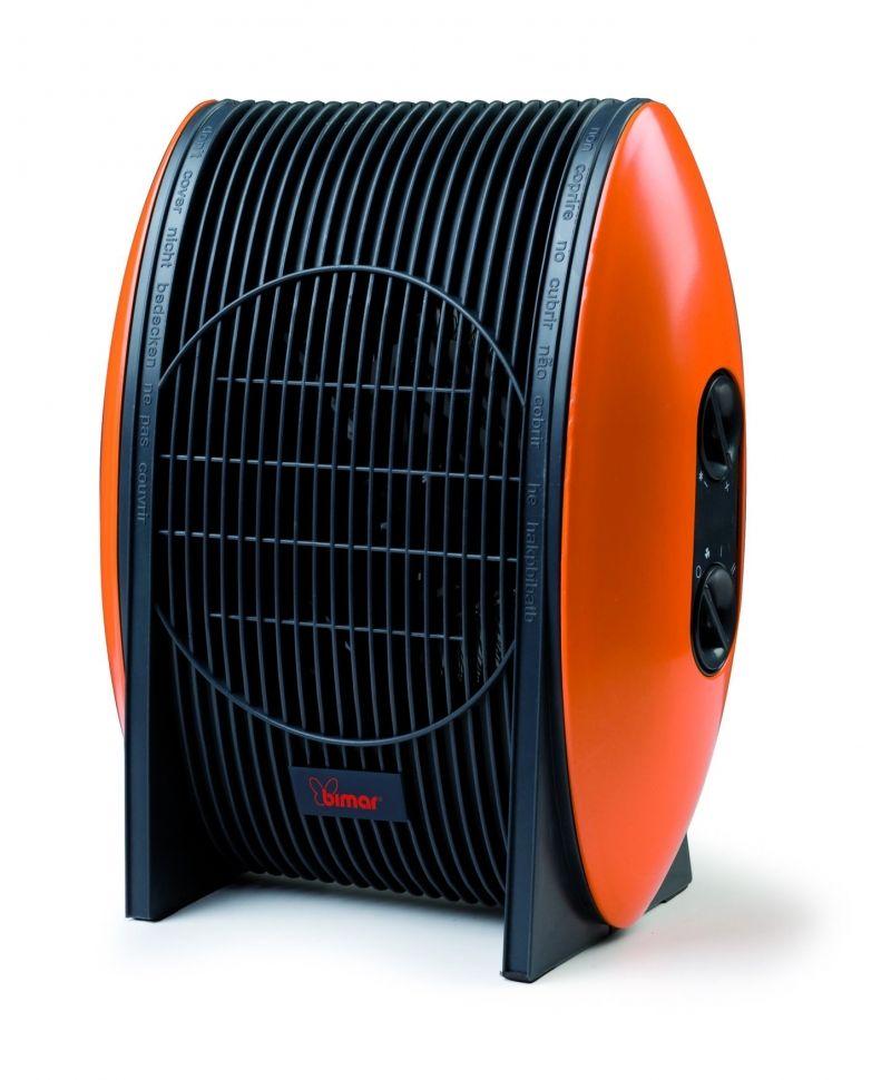 Aeroterma Electrica pentru baie Bimar Ionic Orange
