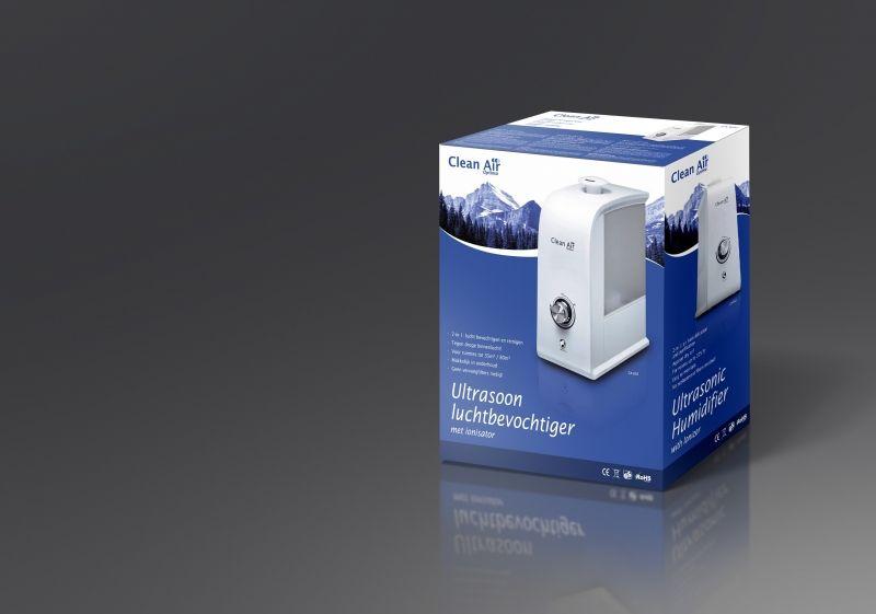 Umidificator si purificator Clean Air Optima CA601