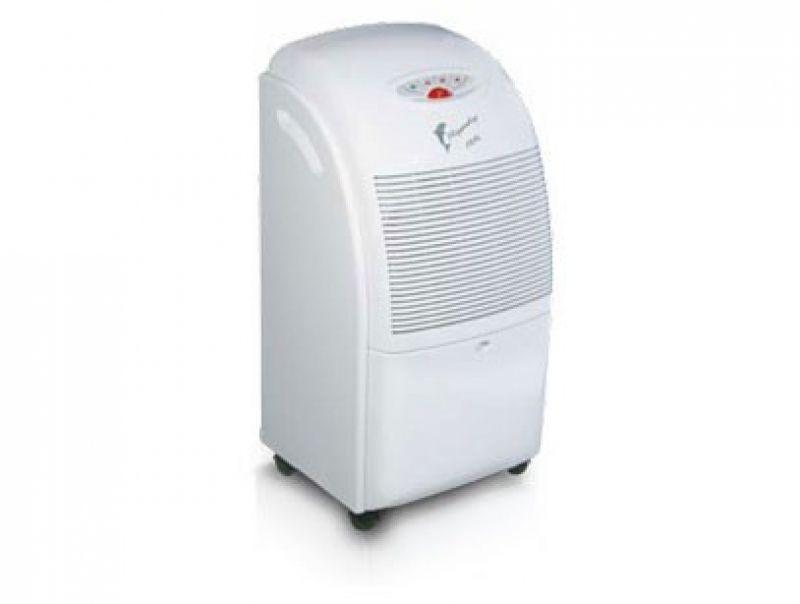 Dezumidificator FRAL F300 white, 19l/zi, Debit 250mc/h, Potrivit pentru spatii de pana la 70mp, Higrostat reglabil