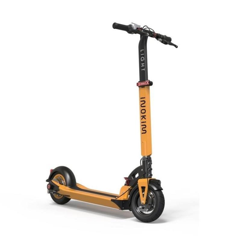 Trotineta electrica Myway Inokim Light 2 Super Orange, Display, Viteza max. 35 km/h, Putere motor 350W, Baterie Li-Ion 36V/10.4A
