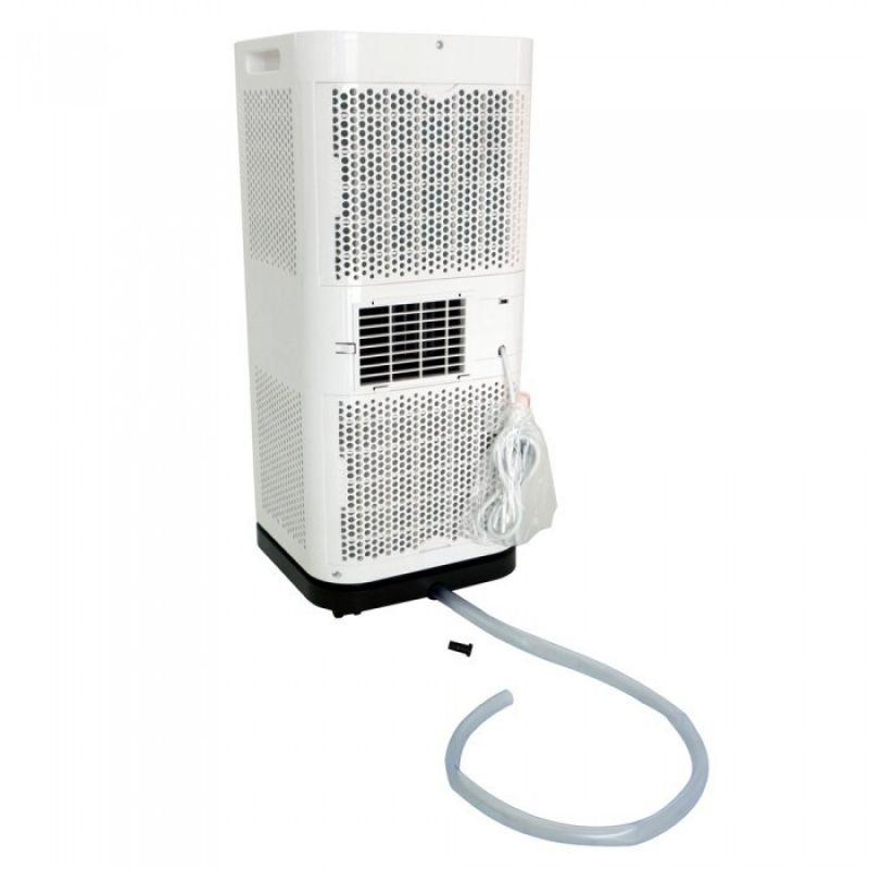 Aer conditionat portabil Meaco MC Series 8000BTU, Functie de incalzire, Capacitate 8.000 Btu, Debit 330mc/ora, Display