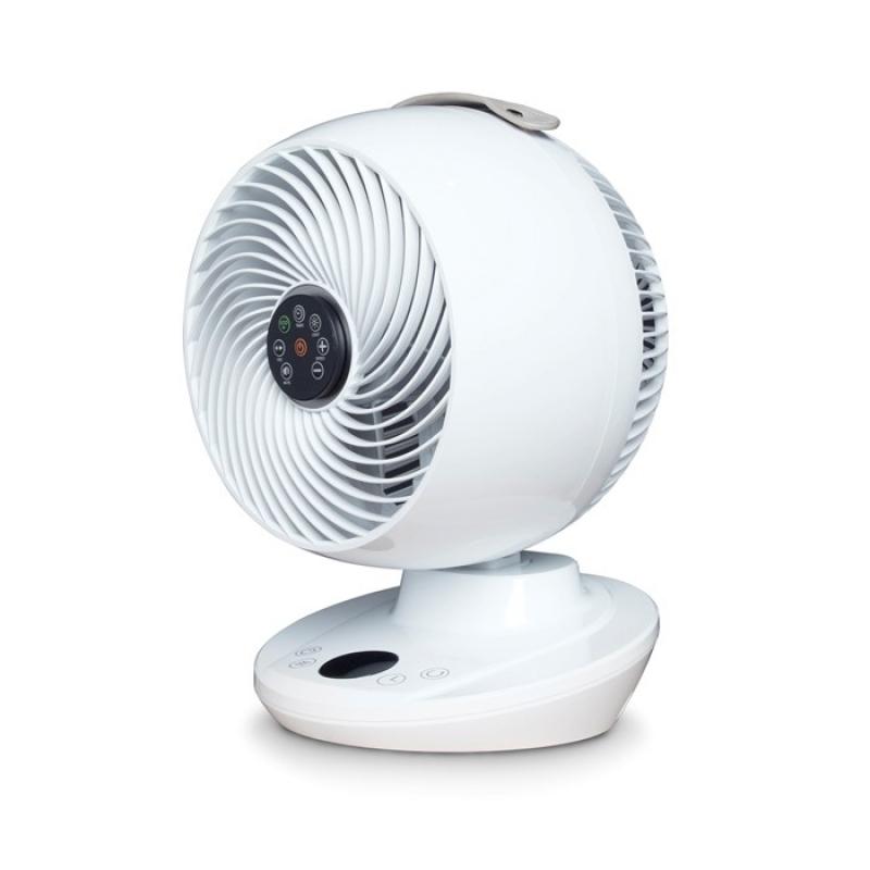 Circulator de aer MeacoFan 650, Debit 650 m³/ h, Telecomanda, Off Timer