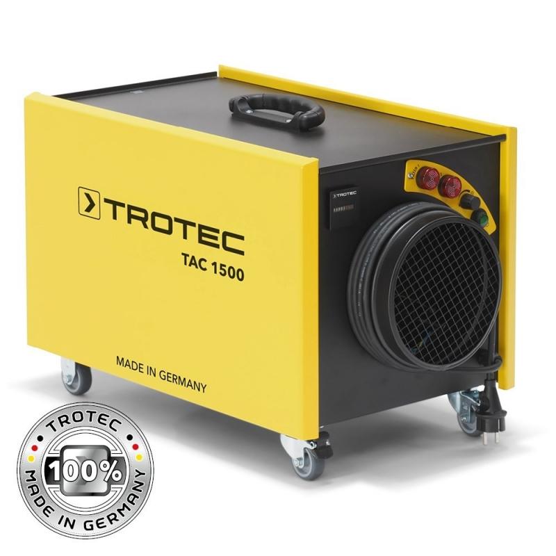 Purificator de aer Trotec TAC 1500, Debit de aer 1.000 m³/h