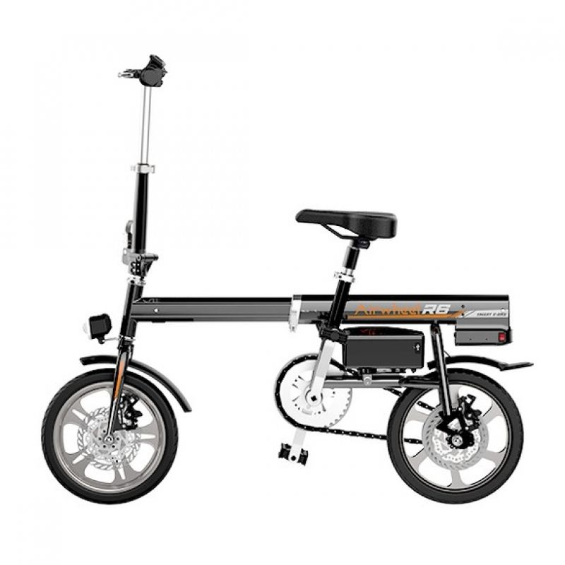 Bicicleta electrica foldabila Airwheel R6 Black