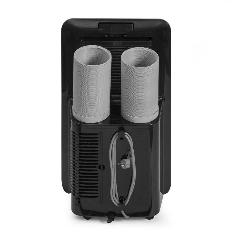Aer conditionat portabil Trotec PAC 3550 PRO, Capacitate 12.000 Btu, Debit 380mc/ora, Telecomanda, Display, Pentru 45mp