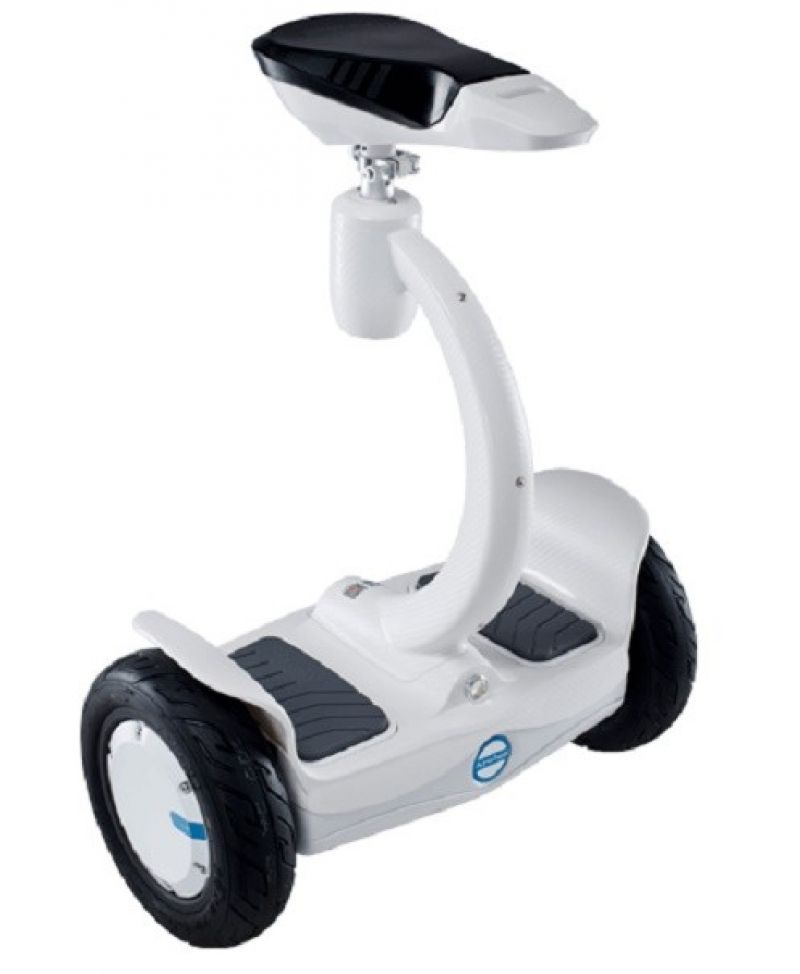 Biciclu electric Airwheel S8 White