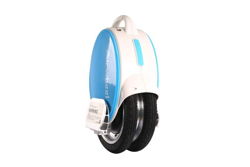 Monociclu electric cu doua roti Airwheel Q5 Blue