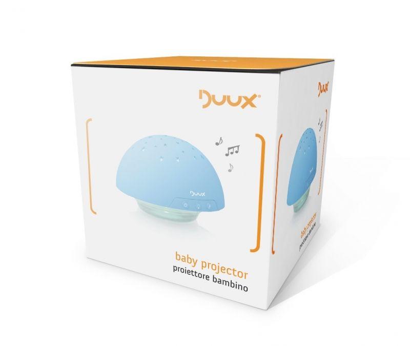 Proiector si lampa cu sunete Duux Bleu