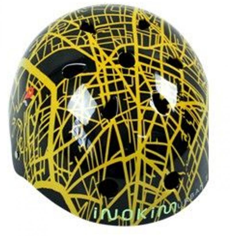 Casca protectie Inokim Yellow