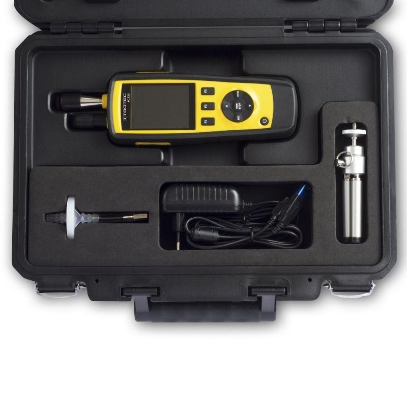 Contor particule pentru detectarea calitatii aerului TROTEC PC220