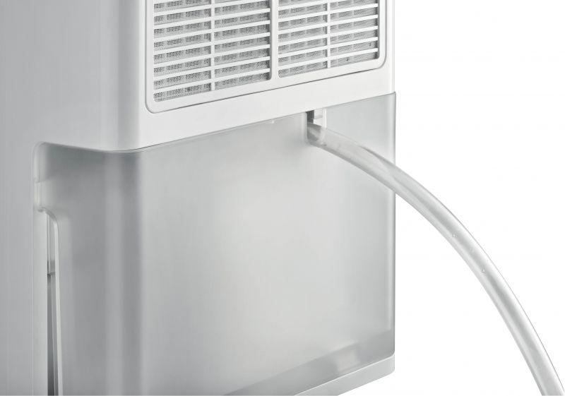 Dezumidificator Supra Deseo 12, 12l/zi, Pentru spatii de pana la 40mp, Higrostat electronic, Timer