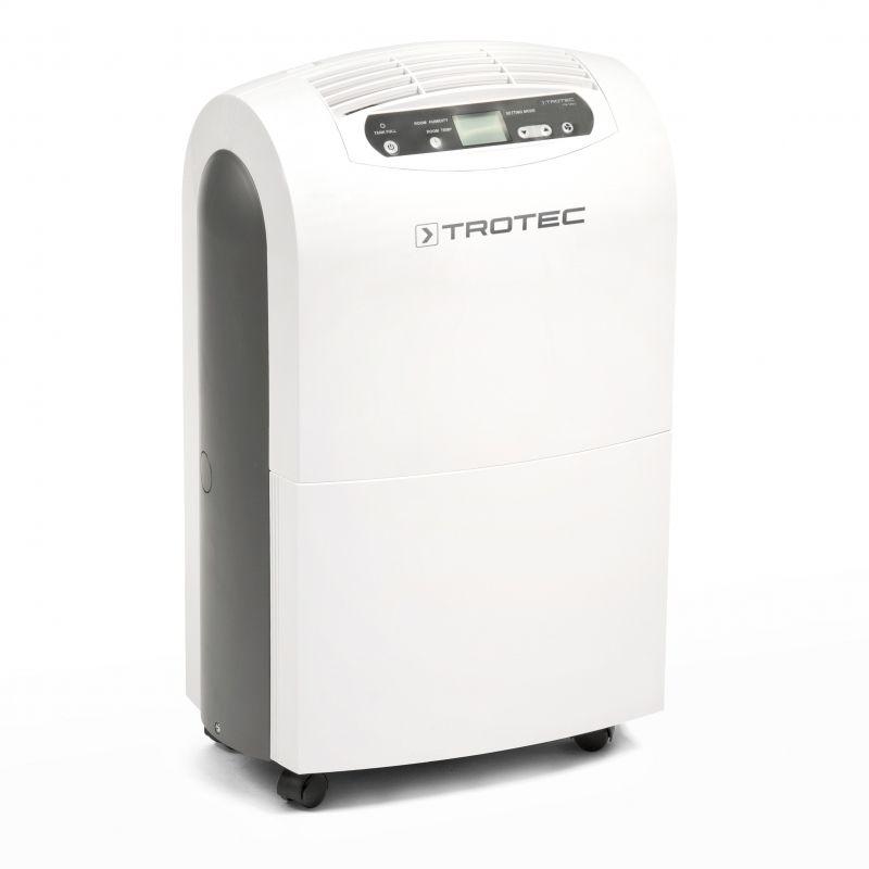 Dezumidificator Trotec TTK100E, 30 litri/zi, 220mc/ora, pentru spatii de pana la 90mp, Display Digital, Timer