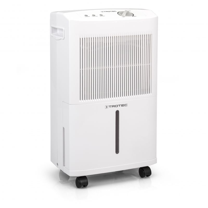 Dezumidificator Trotec TTK50E, 16l/zi, Debit 100mc/h, Pentru spatii de pana la 30mp, Higrostat