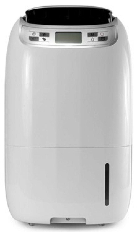 Dezumidificator si purificator cu consum redus de energie Meaco UK25L, 26,4l/zi, 280mc/h, Pentru 65mp, Blocare copii, Higrostat