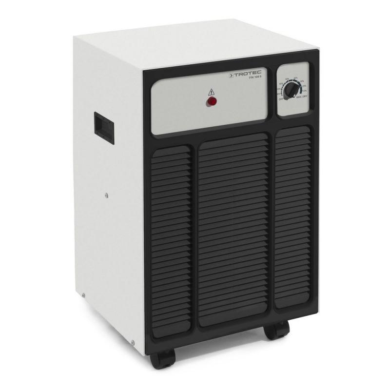 Dezumidificator Trotec TTK120S, 35 litri/zi, 510mc/h, pentru spatii de pana la 140mp