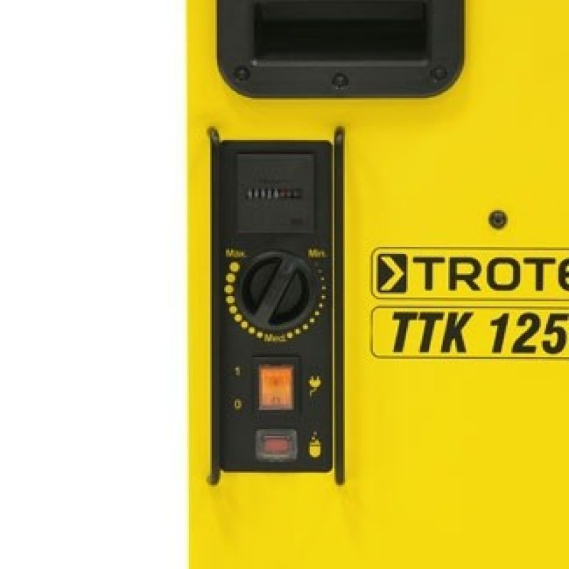 Dezumidificator TTK 125 S