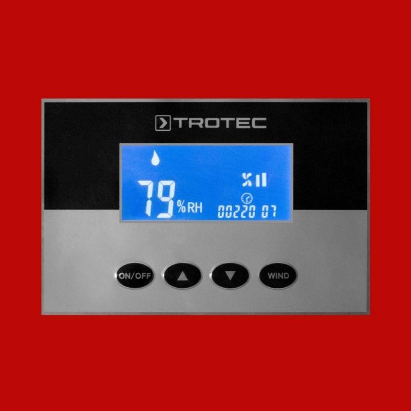 Dezumidificator TTK 172 ECO